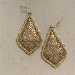 Kendra Scott Two-tone Earrings